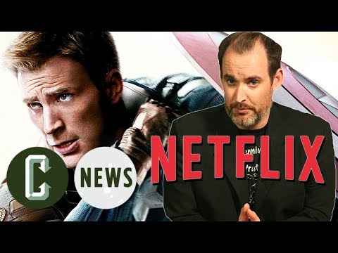 Netflix in Talks with Disney to Keep Marvel & Lucasfilm Movies | Collider News
