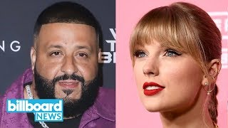 Taylor Swift Opens Up About Mom's Tumor Diagnosis, DJ Khaled Has Another One & More | Billboard News