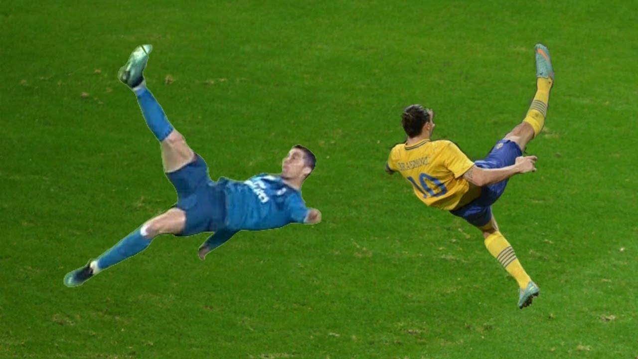 21 Buts INOUBLIABLES dans l'Histoire du Football