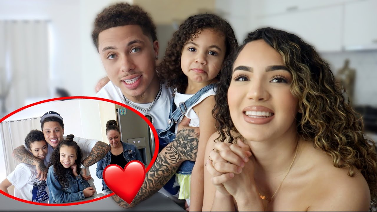 REUNITING WITH MY FAMILY AFTER YEARS... * EMOTIONAL! *