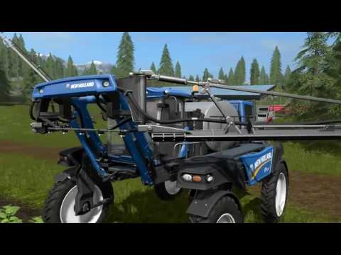 Farming Simulator 17 – Gameplay #1   From Seeds to Harvest   YouTube 720p