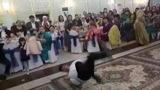 жана-узень брэйк данс на свадьбе