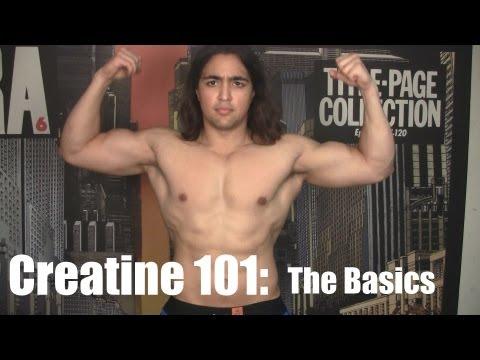 CREATINE 101: THE BASICS (Loading, Timing, Amount, Type, Best Creatine etc)