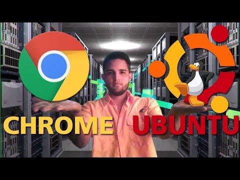 Descargar e Instalar Google Chrome en Linux UBUNTU