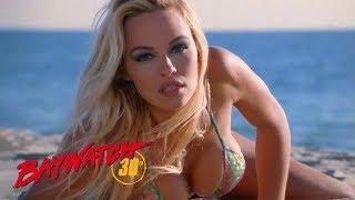 C J Parker Pamela Anderson Compilation Baywatch Remastered