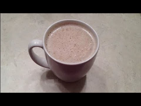 How to make a BUTTERBEER LATTE - Simply Basic Recipes