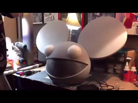 Replica Deadmau5 Head Overview