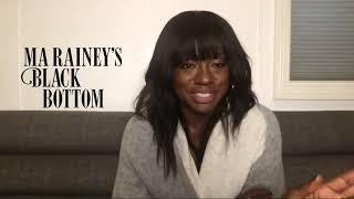 Viola Davis amazing transformation to play Ma Rainey