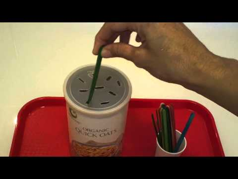 DIY:Fine Motor Activity: Popsicle Sticks Activity For Toddlers