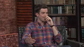 John Mulaney talks Stefon, SNL, and Bieber with Graham Chittenden