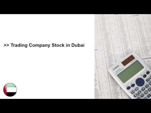 Selling Shares in a Company in Dubai