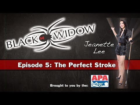 Jeanette Lee Pool Lessons and Billiard Instruction - The Perfect Stroke