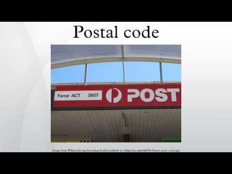 Postal code