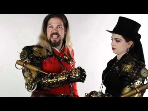 Steampunk Gear, Gadgets, and Gizmos ~ The Mechanical Arm!