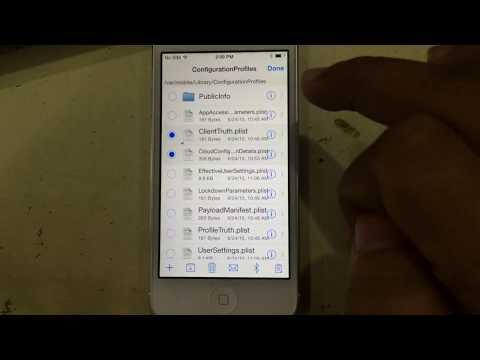 How to Remove/Delete iCloud No Password on iOS 8/9/10/11.2.x iPhone iPod iPad