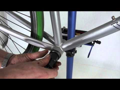 How To Install a Square Taper Bottom Bracket
