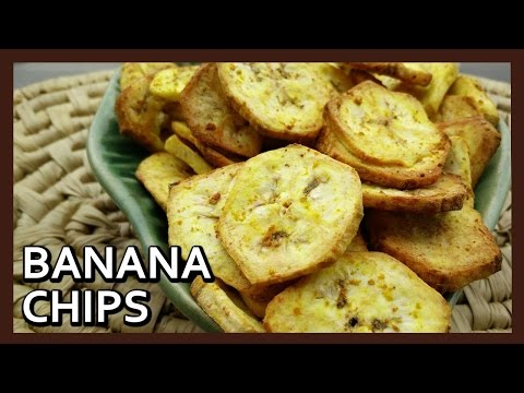 Kerala Banana Chips Recipe   How to make Banana Chips   Kele in Chips   Healthy Airfryer Recipes