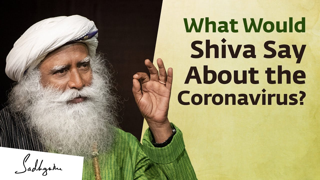 What Would Shiva Say About the Coronavirus?