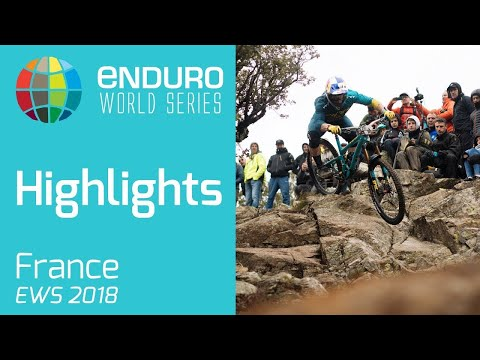 FULL Highlights Round 3 | EWS Montagnes du Caroux, France 2018
