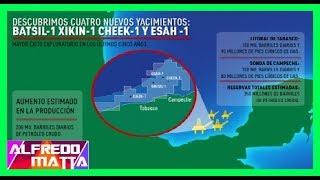 Descubren en México el quinto mayor depósito de petróleo de los últimos años