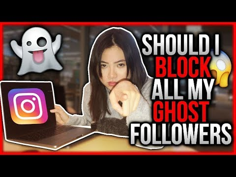 Remove GHOST FOLLOWERS on Instagram (*Must Watch Before Using Cleaner)