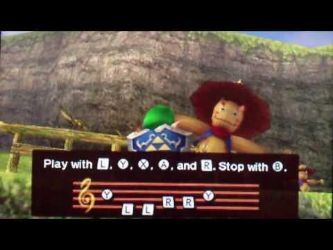 Legend of Zelda: Ocarina of Time 3D - Episode 14 - Scarecrow Song