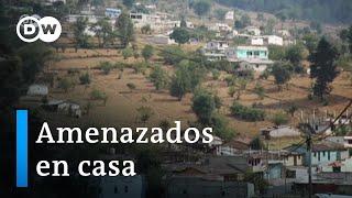 Deportados en Guatemala sufren amenazas