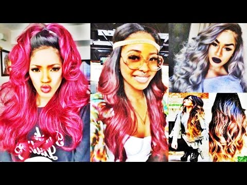 Gorgeous Ombre & Most Amazing Ombre Hairstyles Ever