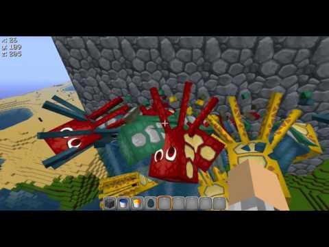 Minecraft Fun With squids Part 2
