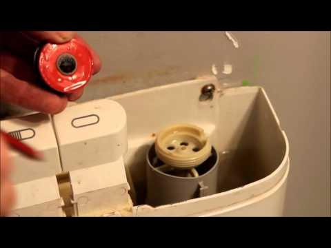 Caroma ballcock  washer replacement