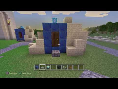 How to build tardis in minecraft (no mods, no giant mountains, no hacks, etc)