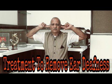 Treatment To Remove Ear Deafness    Ear Problem Solution    Yoga    Parasmal Dugad
