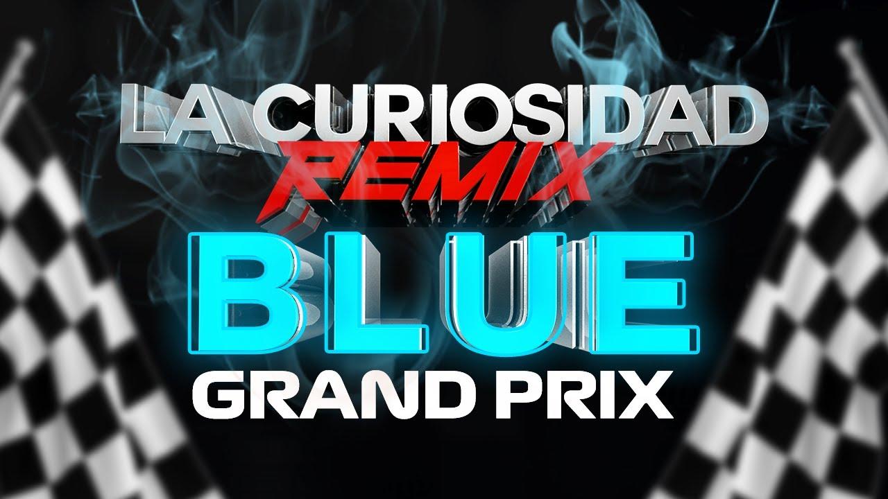 "Jay Wheeler - La Curiosidad RMX ""Blue""  - Myke Towers, Jhay Cortez, Rauw Alejandro, Lunay, Kendo"