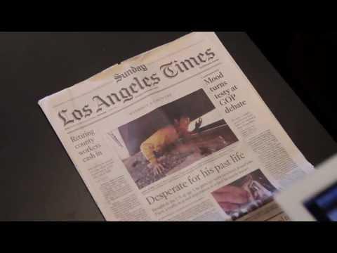 Newspaper Example