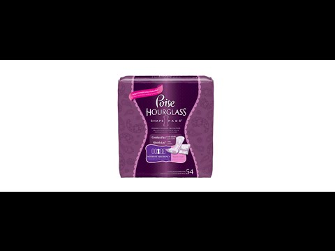 Poise pads, liners, and guards at LiveAnew.com