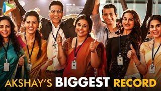 Akshay Kumar Sets MAJOR Record With Mission Mangal | Joginder Tuteja | Padman | Kesari