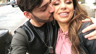 I KISSED ULDOUZ!
