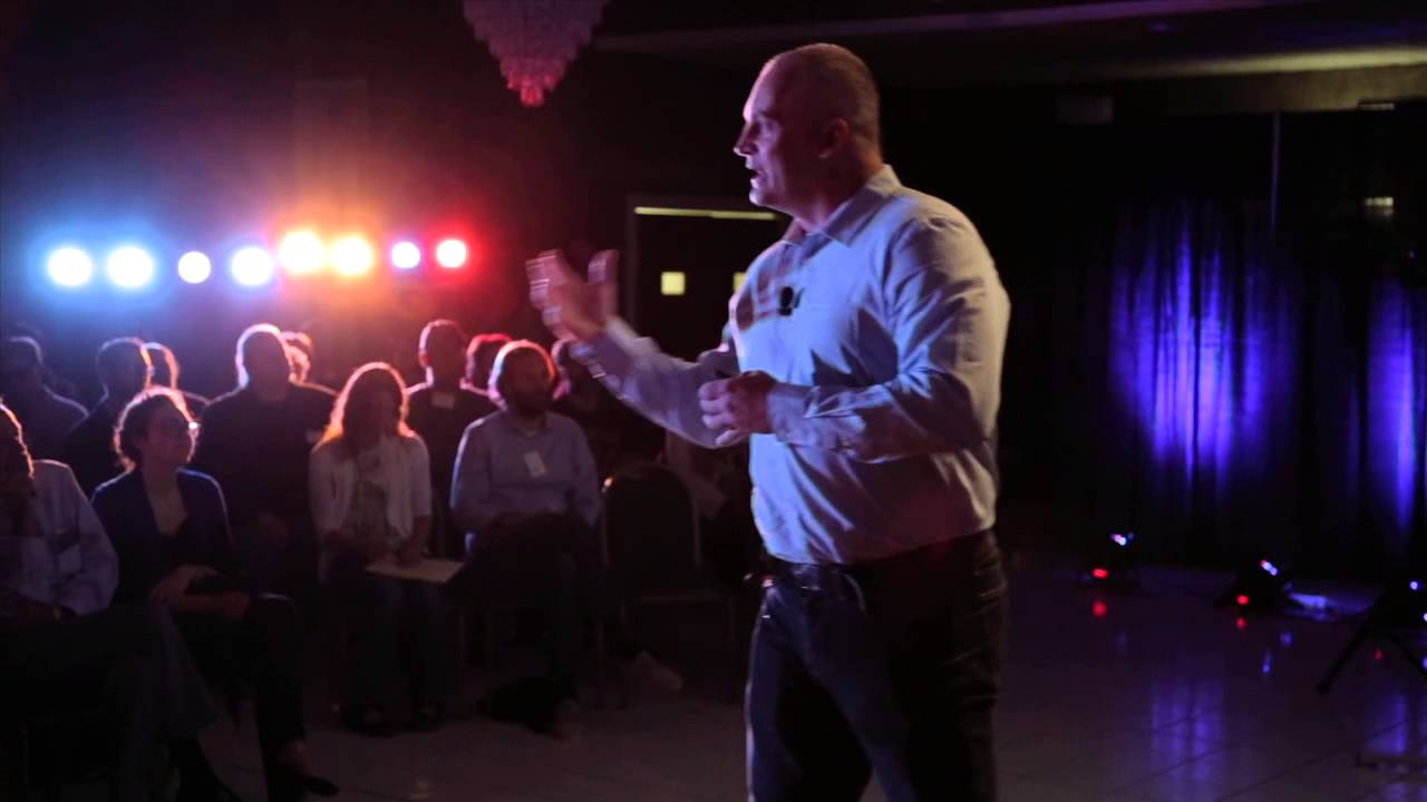 Cultivating resilience   Greg Eells   TEDxCortland