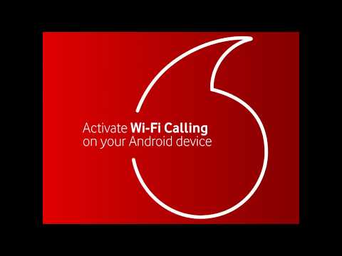 Vodacom Wi-Fi calling - Android