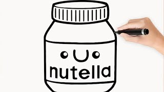 Nutella Kawaii Paso A Paso Videos 9tubetv