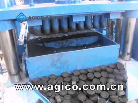 Shisha Charcoal Briquetting Machine
