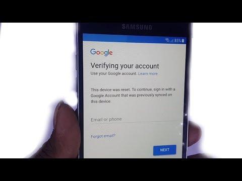 Bypass Google Account Verification SAMSUNG NO OTG NO COMPUTER