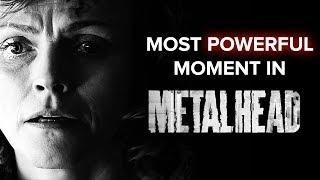 Most Powerful Moment In Black Mirror: Metalhead