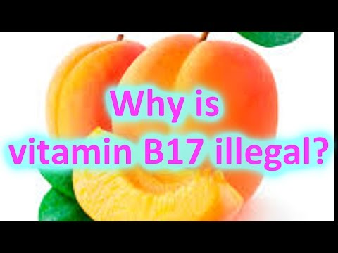 Why is vitamin b17 illegal? does b17 really cure cancer? | By #Weight loss tips and tricks