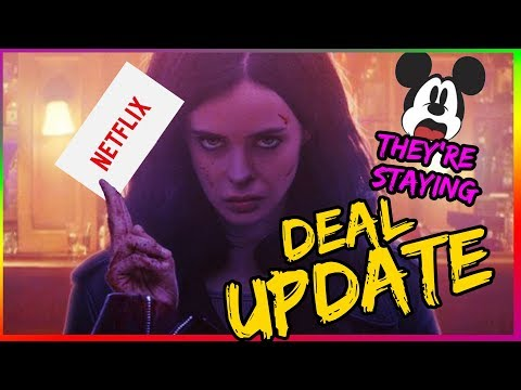 Netflix Disney Deal Update: What Shows + Movies Get To Stay On Netflix  And Why