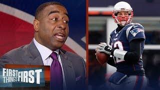 Cris Carter talks Brady vs Mariota in Patriots - Jags matchup, Matt Ryan