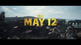 KING ARTHUR - Sword Review :30 TV Spot