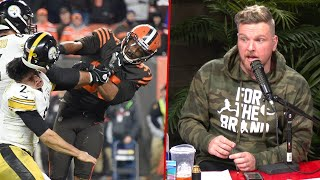 Was The Myles Garrett Fight The Most Brutal Incident In NFL History?