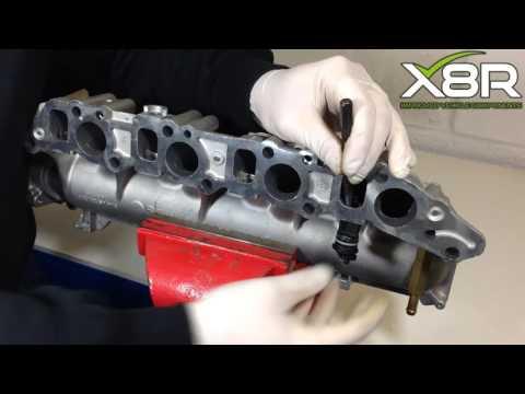 Vauxhall Fiat Alfa Saab 1.9 Pierburg Intake Manifold Swirl Flap Blank Blanking Removal Repair Kit