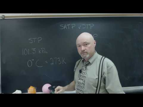 STP and SATP